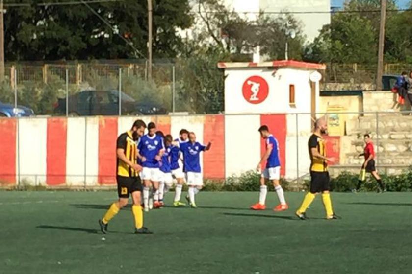 Amilla goal