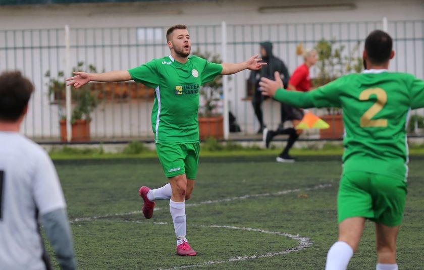 Dimitriou Goal