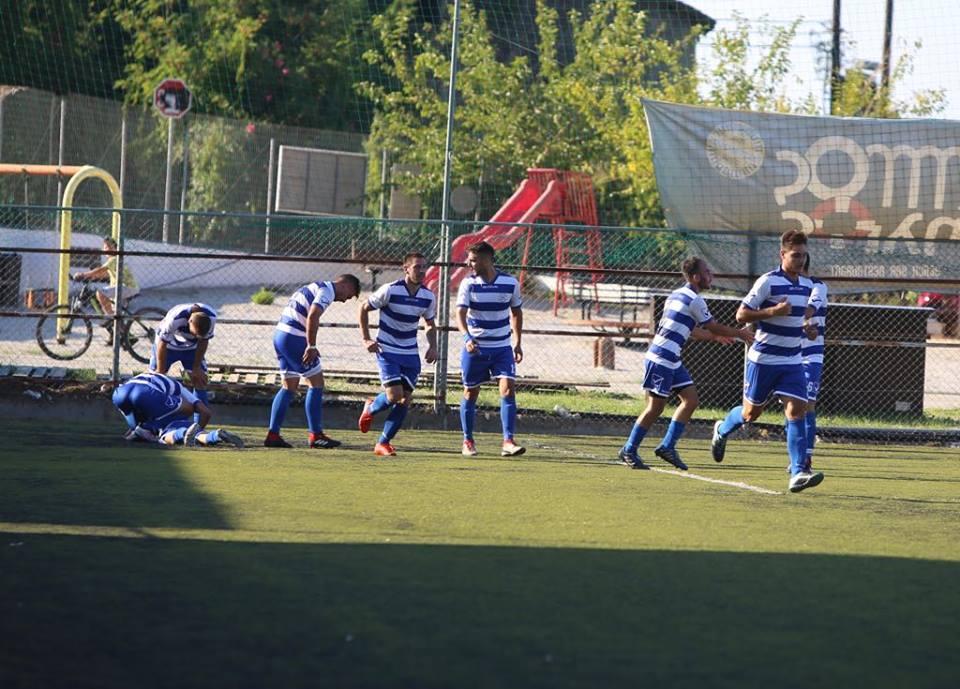 Goal Giannakouros