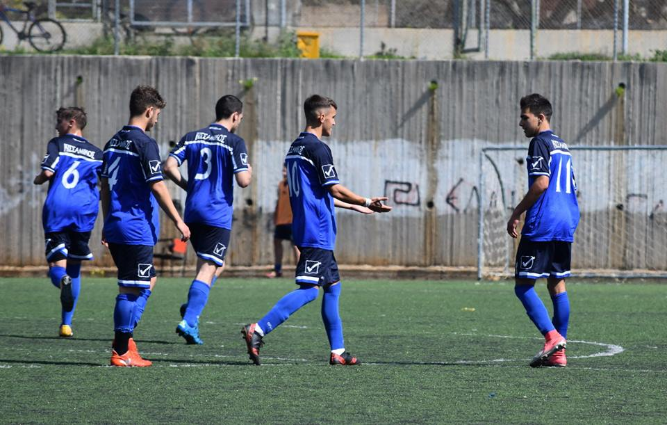 Goal Plevraki 1 1