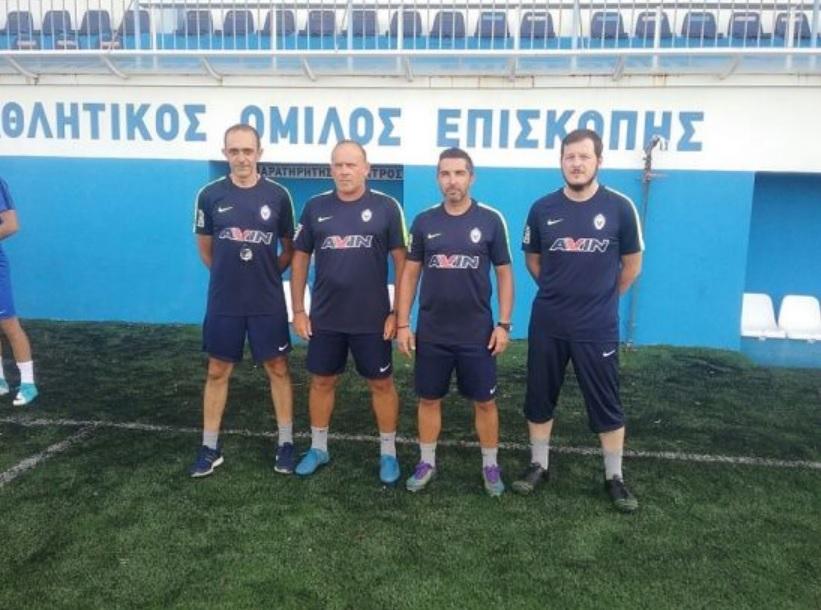 Texniko Team Episkopi