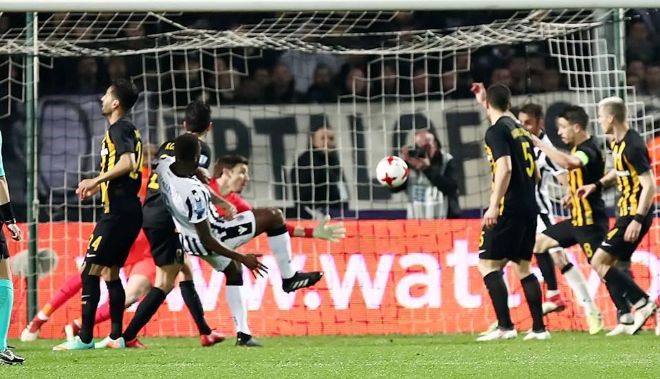 Varela goal