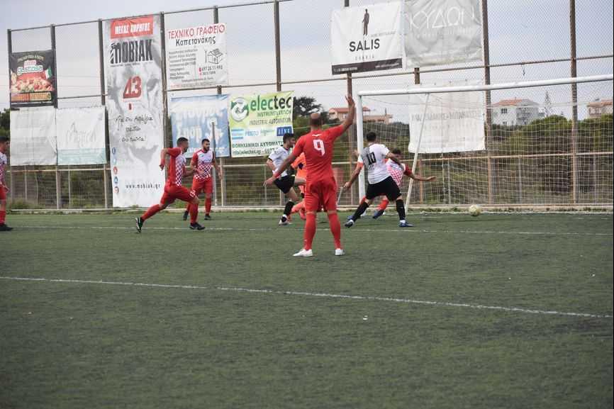 Vourvaxakis goal