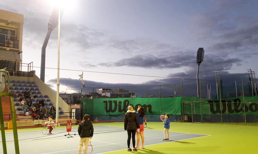 Giorti Tenis 2