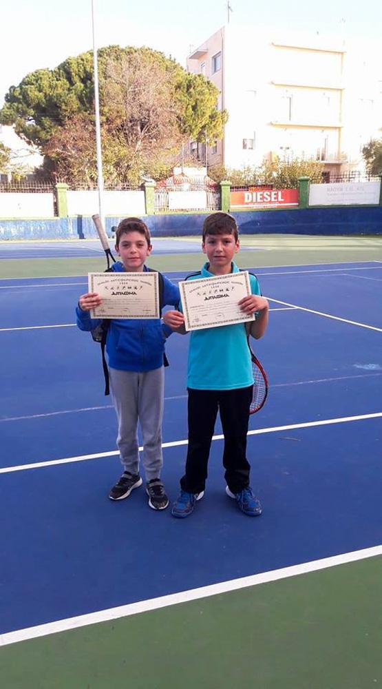 Giorti Tenis 6