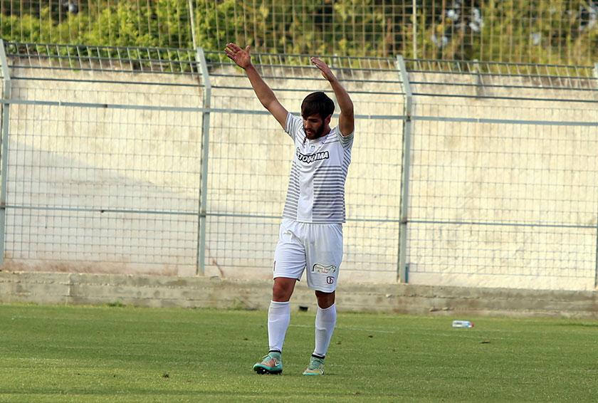 Tsoutsis Goal