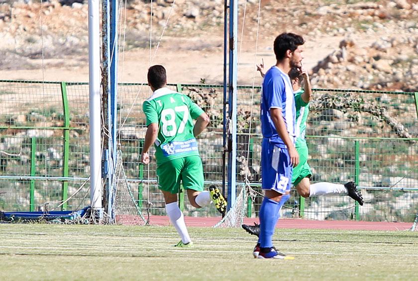 Goal AgrotikosAsteras