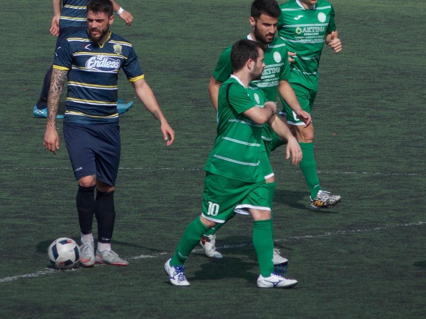 17.Goal Minotavros Kalaitzakis