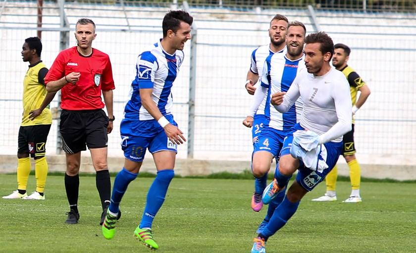 Tserkezos goal me Anagennisi