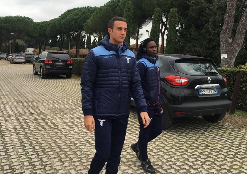 Nikos Baxevanos Lazio