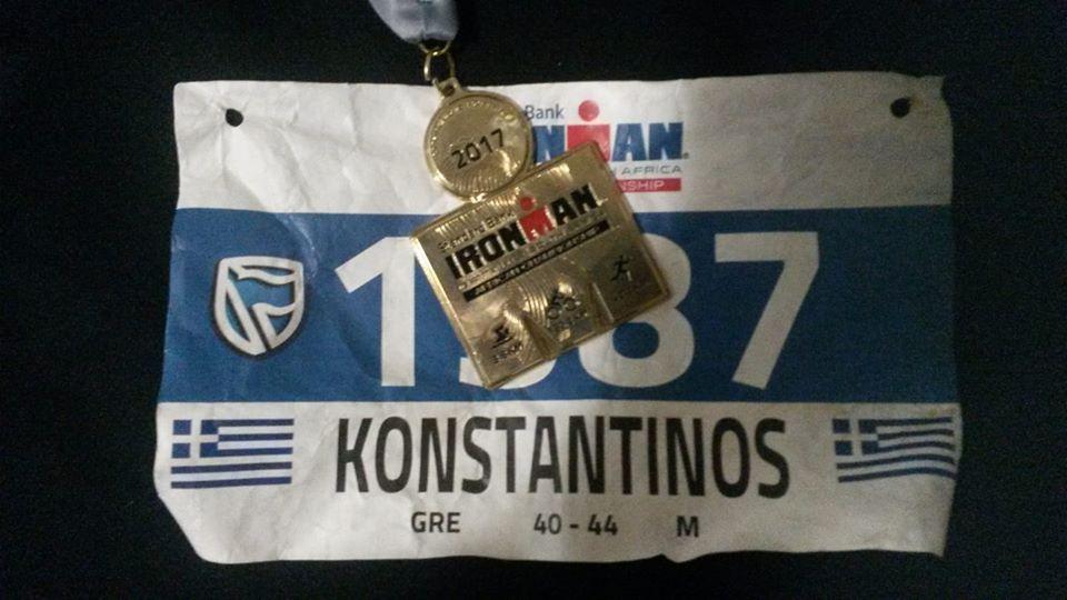 Varouchakis Ironman