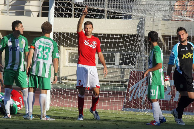 Anastasakos Goal