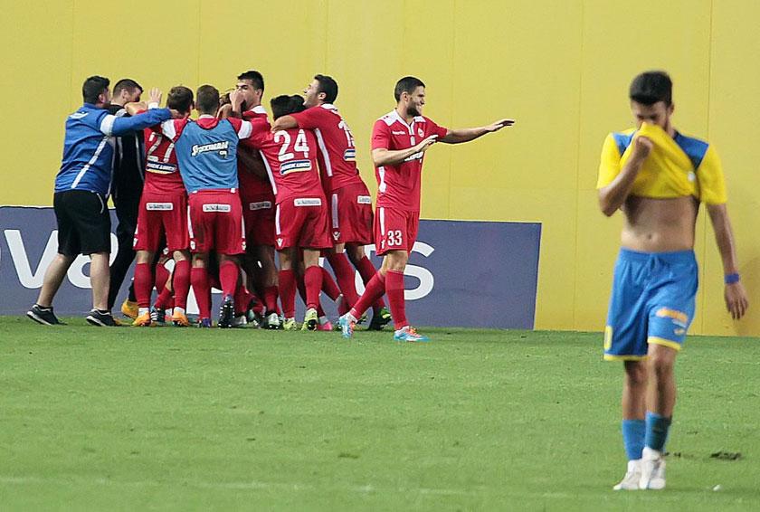 Goal Platanias