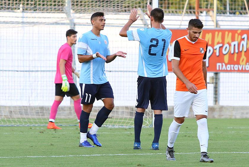 Giakoumakis Goal