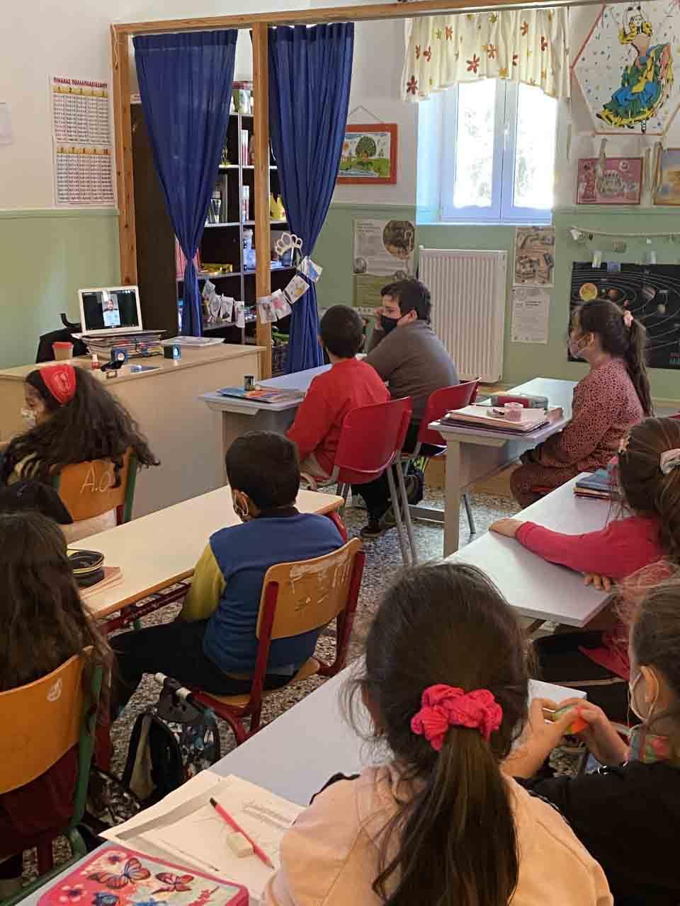 «Zήσε Αθλητικά» στα Δημοτικά σχολεία της Κρήτης